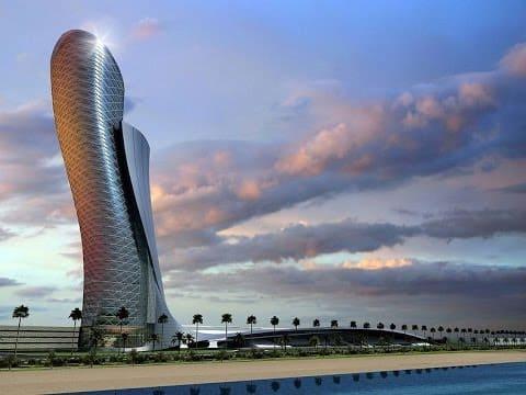 Civil engineering homework help-leaning tower of abu dhabi